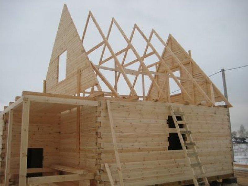 Консервация деревянного сруба