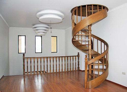 Компактная чердачная лестница